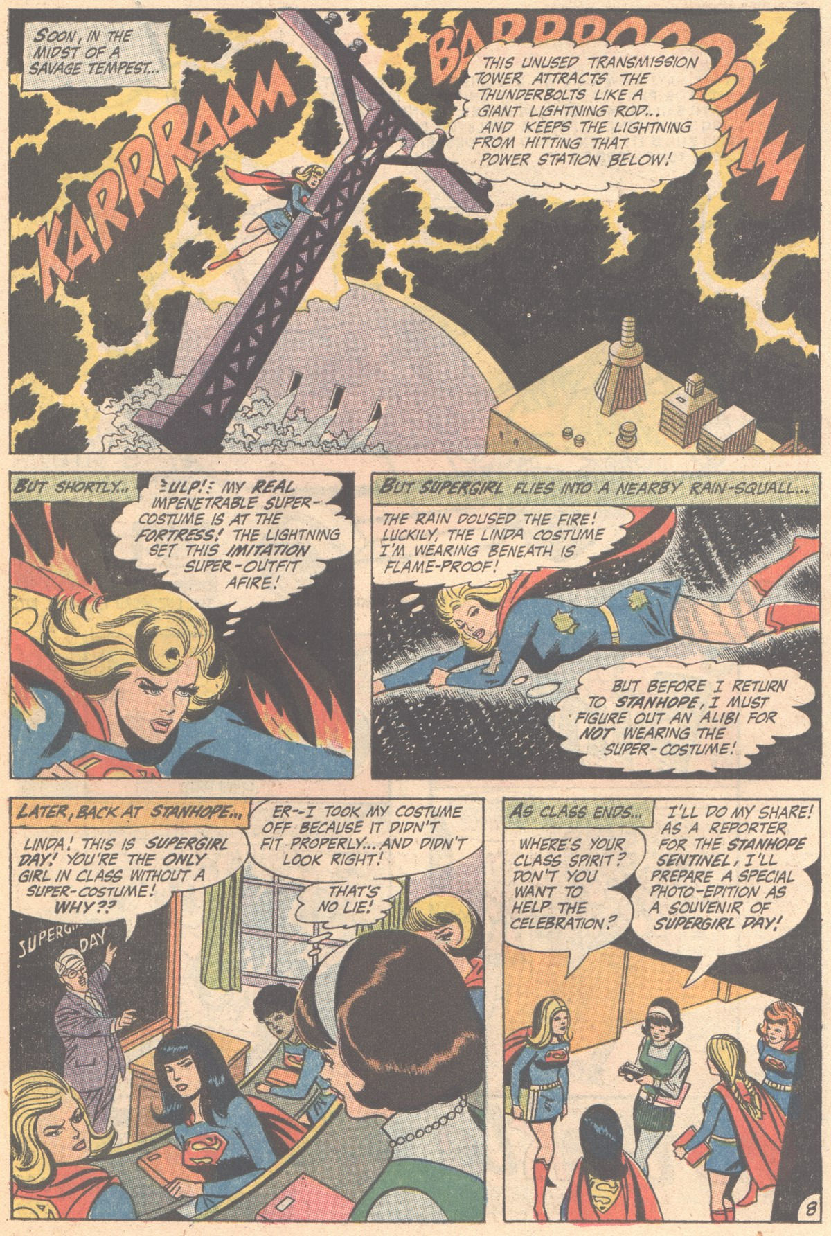 Read online Adventure Comics (1938) comic -  Issue #392 - 26