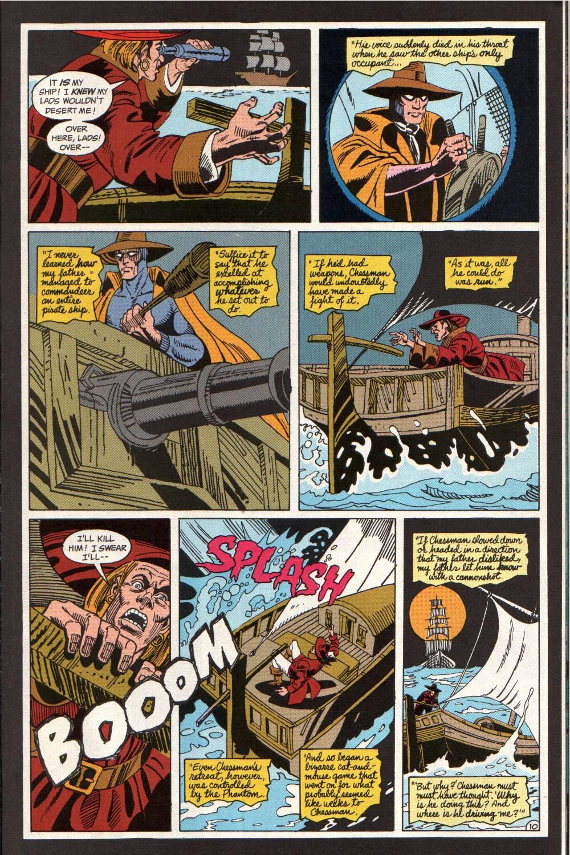 Read online The Phantom (1988) comic -  Issue #4 - 11