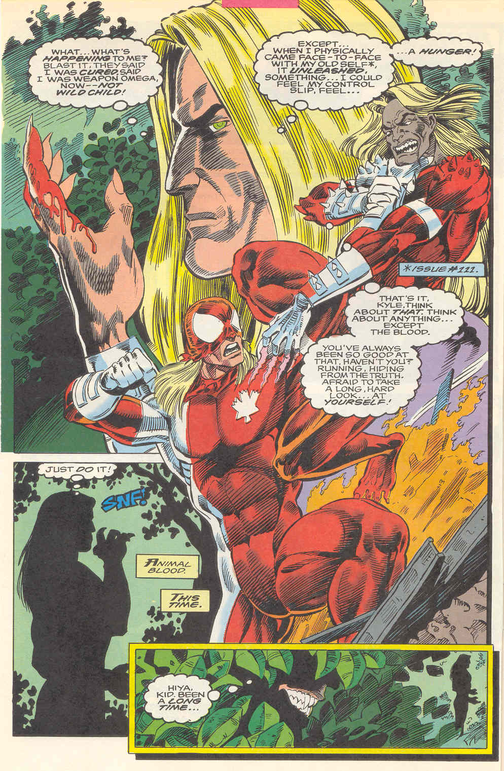 Read online Alpha Flight (1983) comic -  Issue #114 - 5
