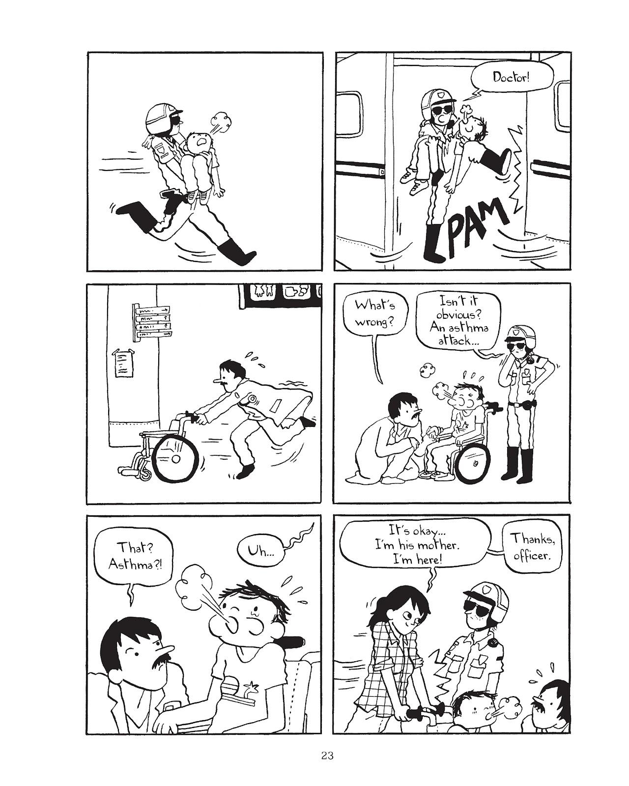 Read online Bastard comic -  Issue # TPB (Part 1) - 26