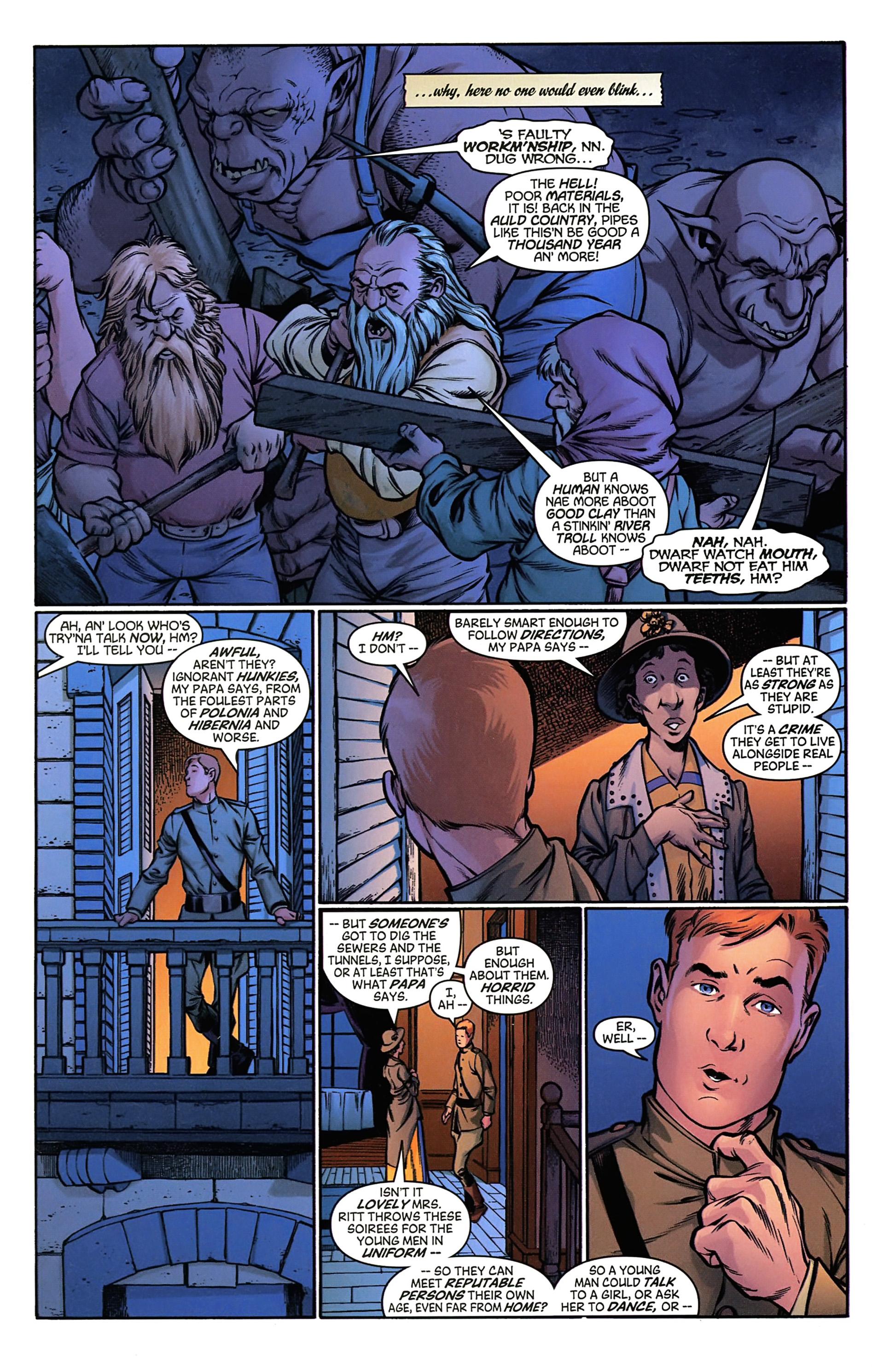 Read online Arrowsmith comic -  Issue #2 - 4