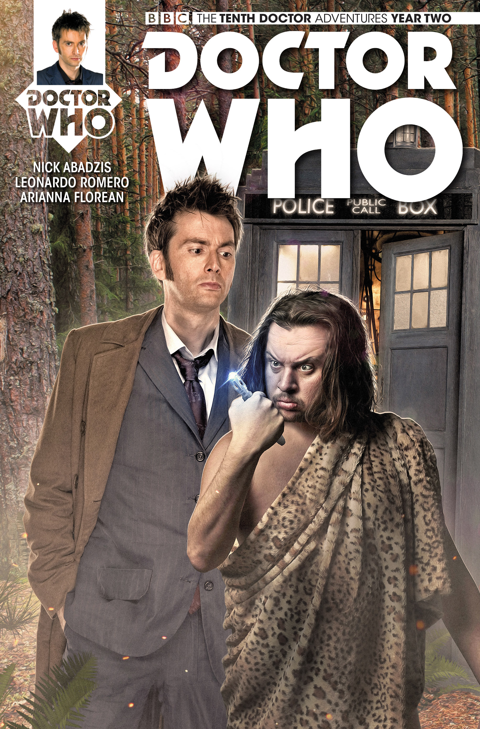 Doctor Who: The Tenth Doctor Year Two 4 Page 2