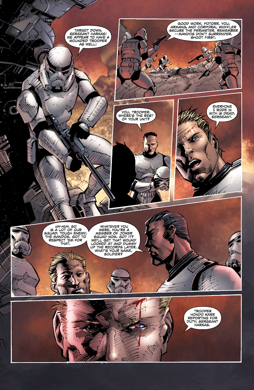 Read online Star Wars Legends: Legacy - Epic Collection comic -  Issue # TPB 2 (Part 5) - 19