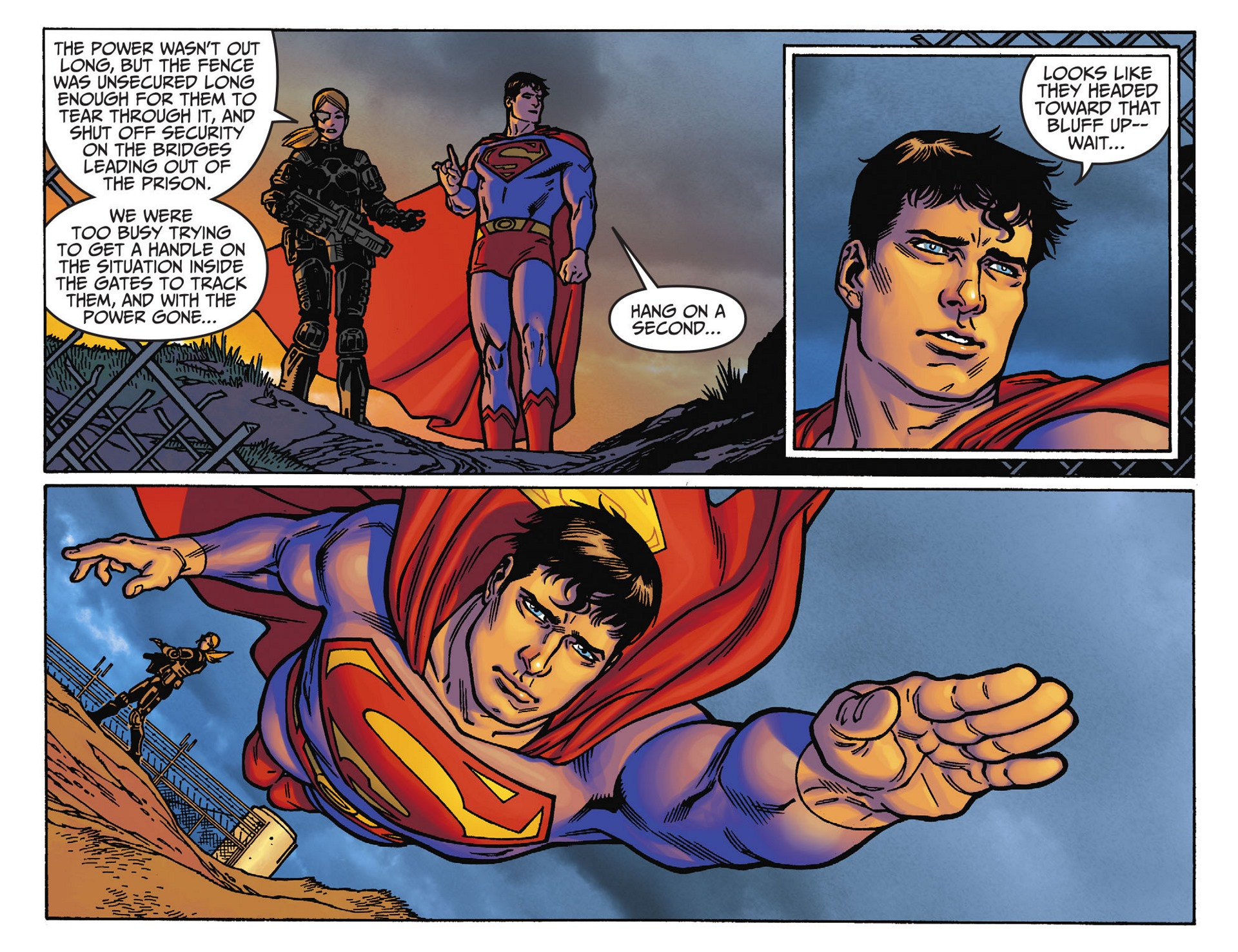 Read online Adventures of Superman [I] comic -  Issue #39 - 11