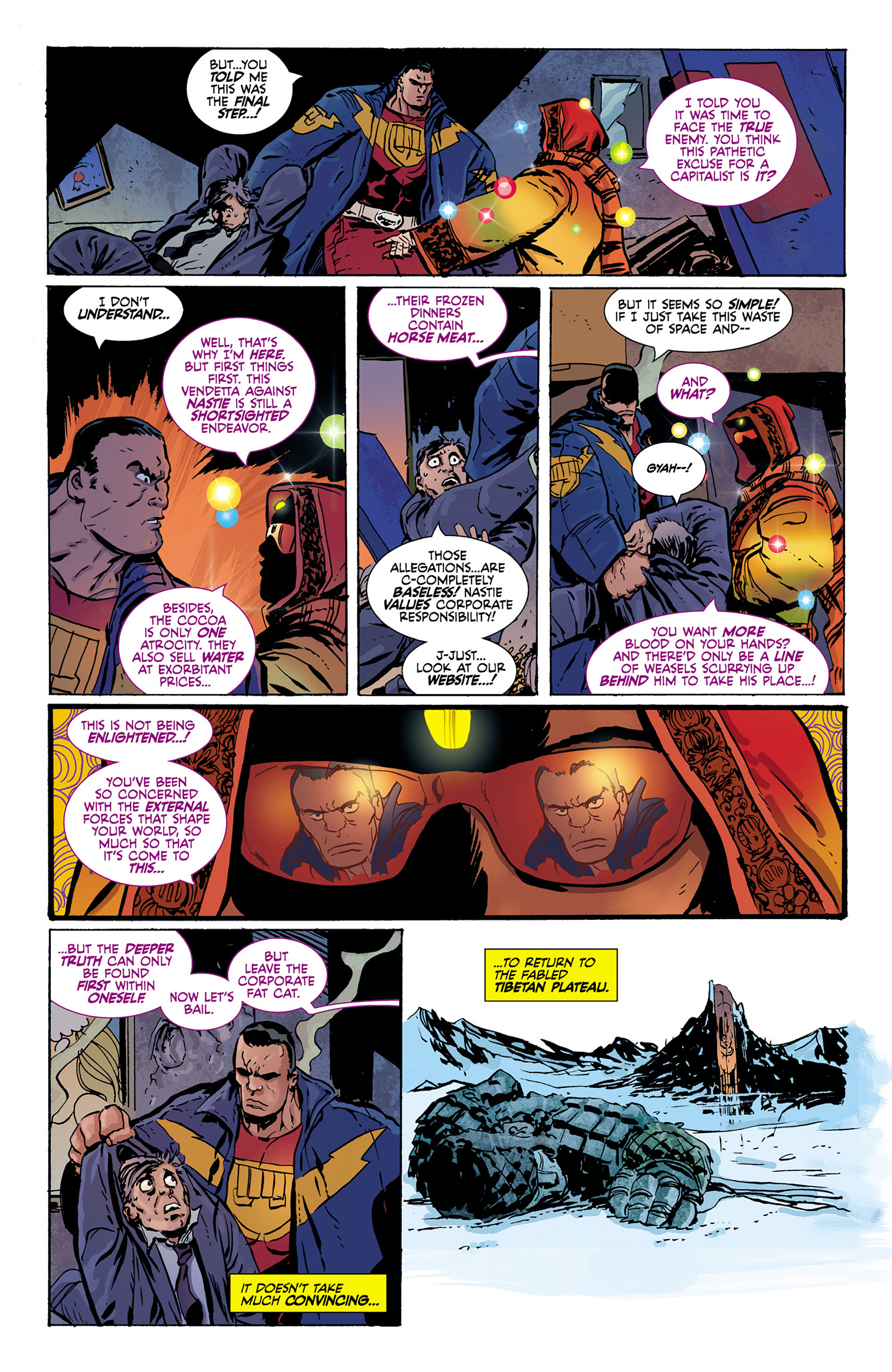 Read online Catalyst Comix comic -  Issue #8 - 19