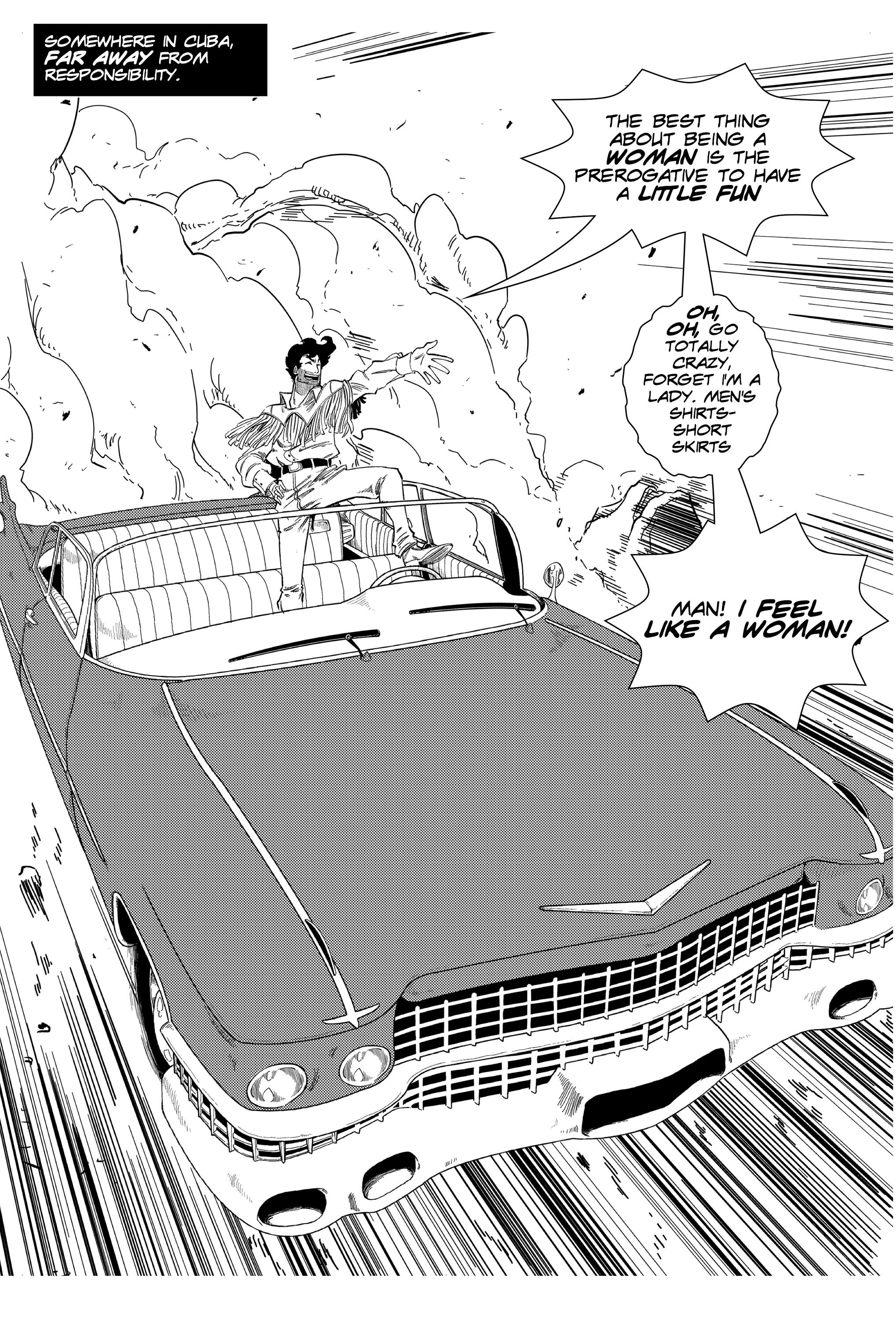Read online Silvertongue 30xx Vol. 3 comic -  Issue # Full - 19