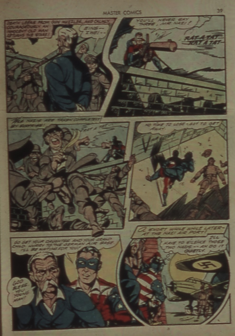 Master Comics issue 31 - Page 39