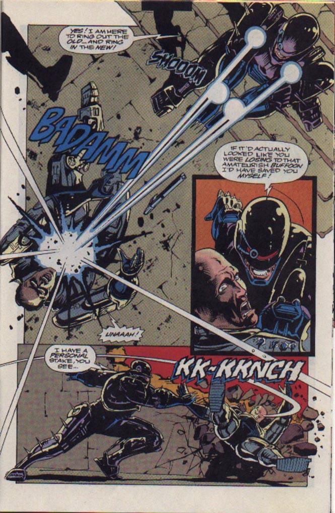 Read online Robocop (1990) comic -  Issue #23 - 17