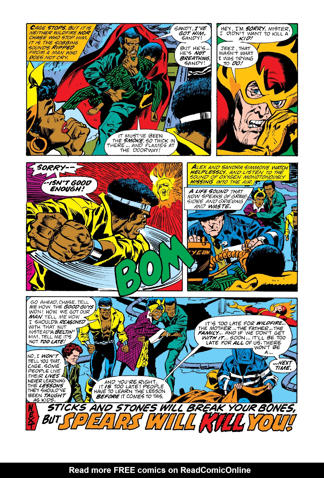 Read online Marvel Masterworks: Luke Cage, Power Man comic -  Issue # TPB 3 (Part 1) - 26