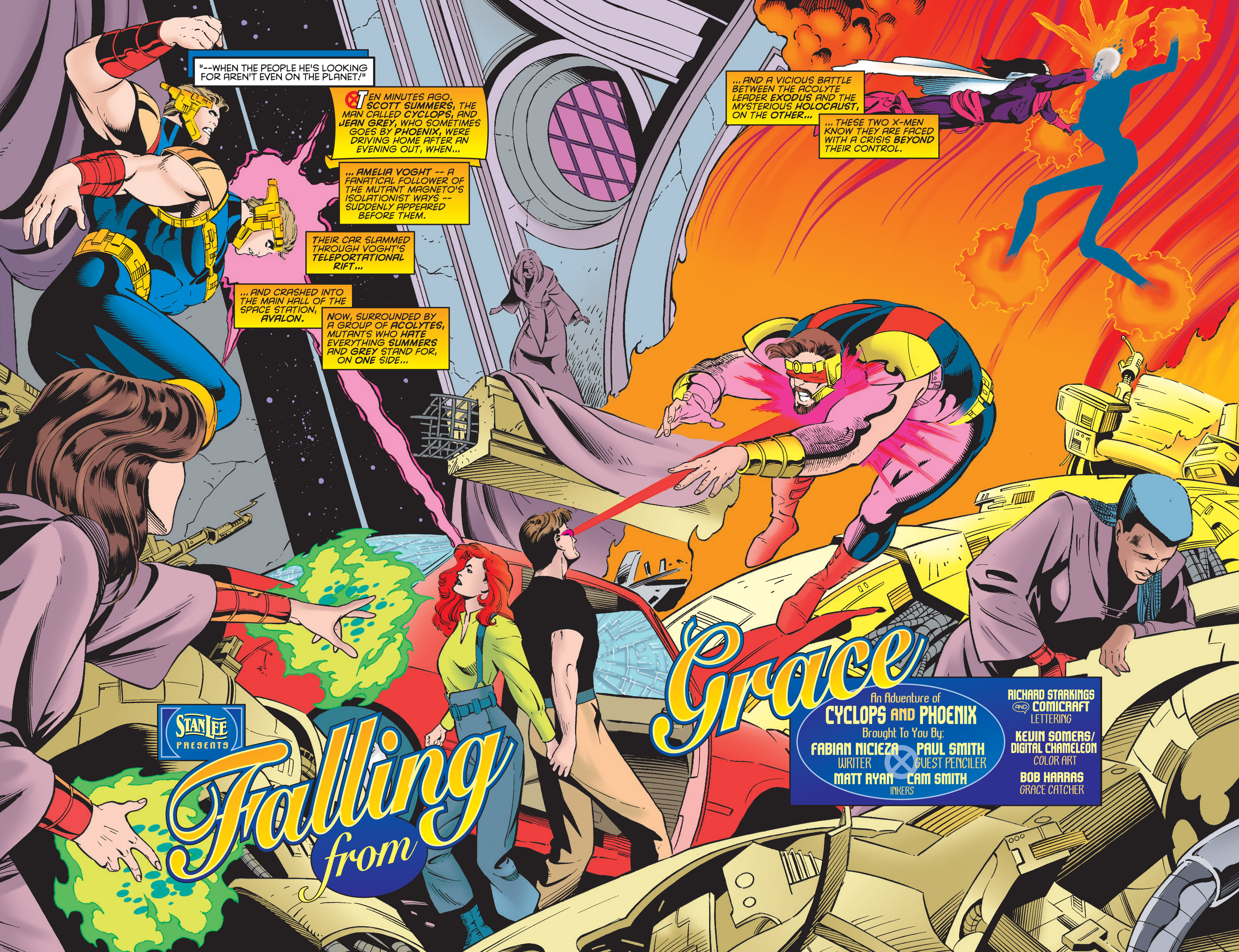 X-Men (1991) 43 Page 2