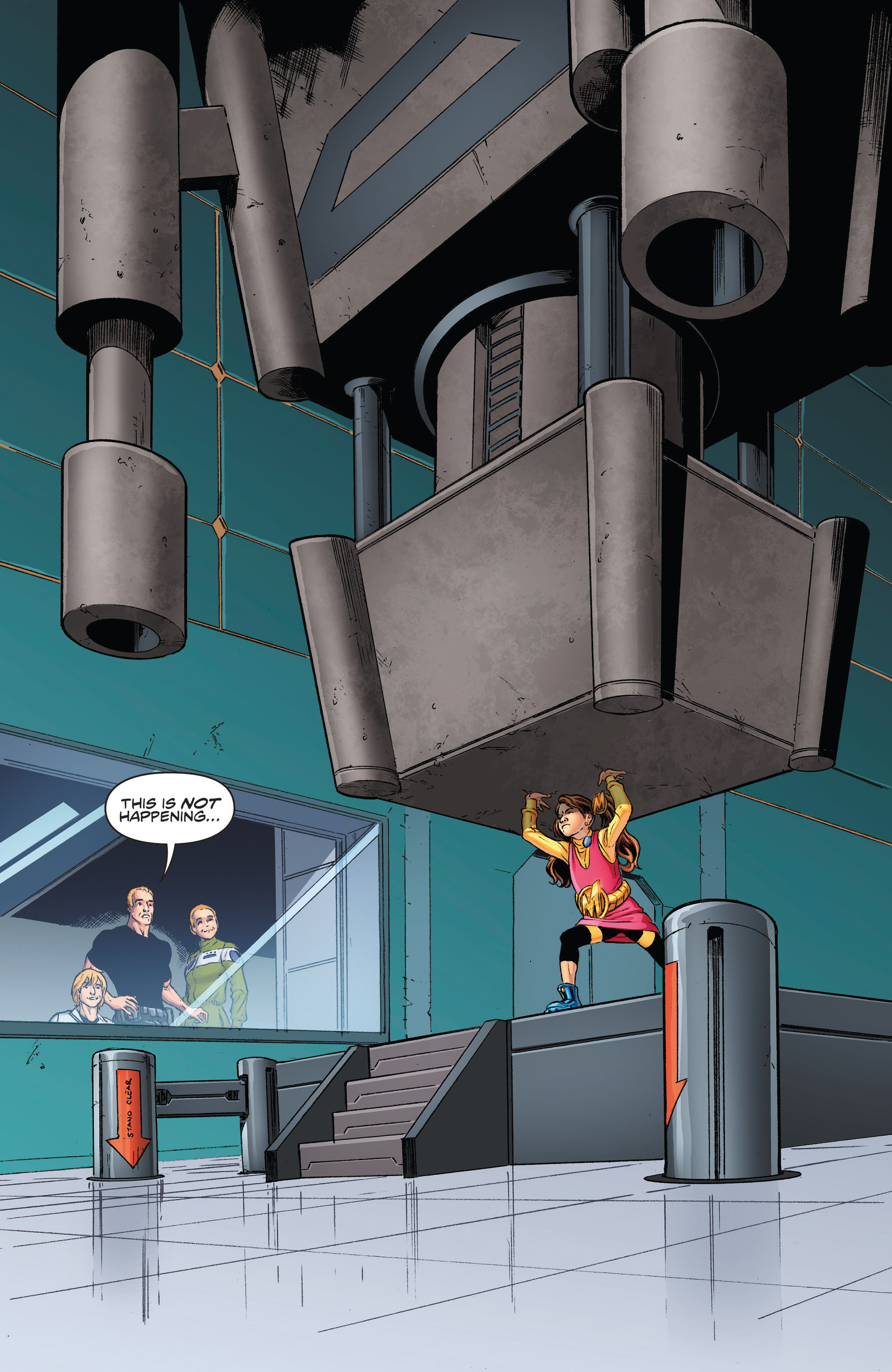 Read online Actionverse comic -  Issue #2 - 10