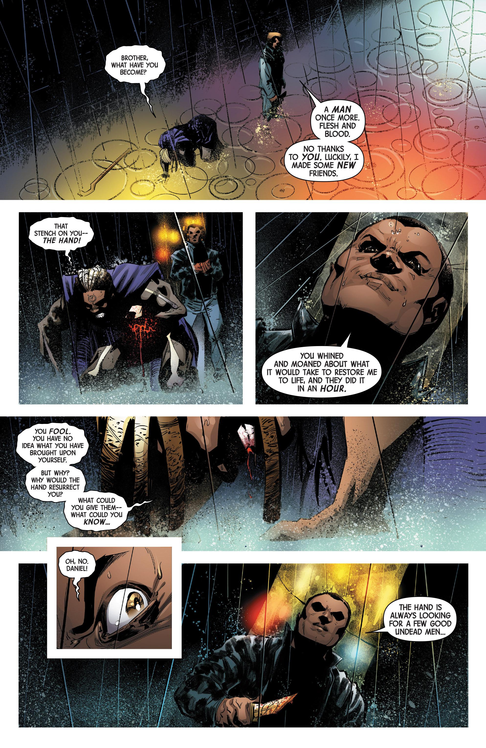 Read online Uncanny Avengers [II] comic -  Issue #14 - 21