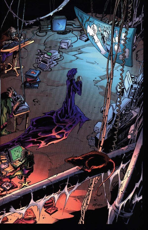Read online Vampire the Masquerade comic -  Issue # Nosferatu - 27