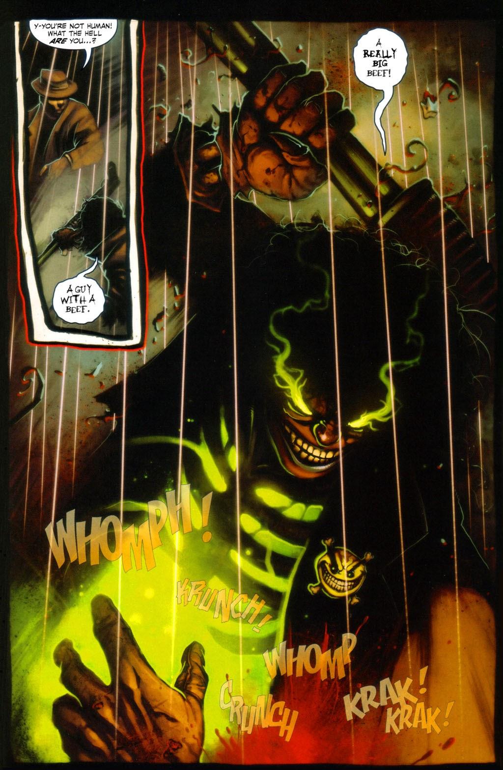 Read online Evil Ernie in Santa Fe comic -  Issue #3 - 5
