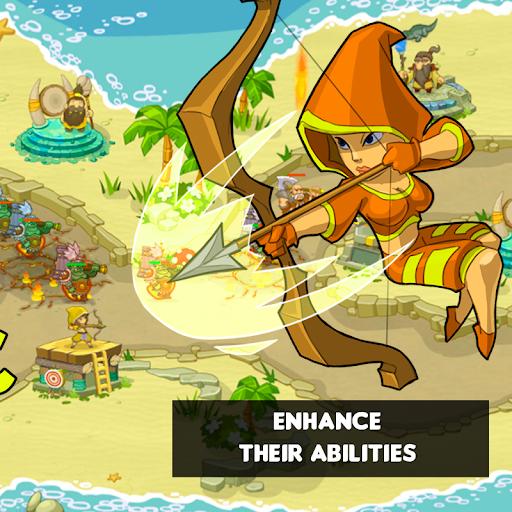 Game Epic Elemental TD Battle Tower Defense Hack