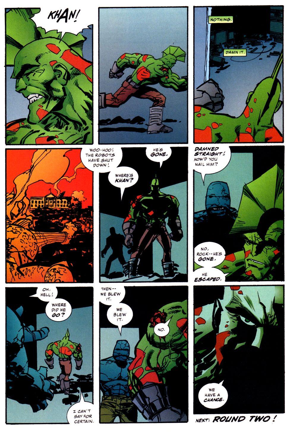 The Savage Dragon (1993) Issue #93 #96 - English 22