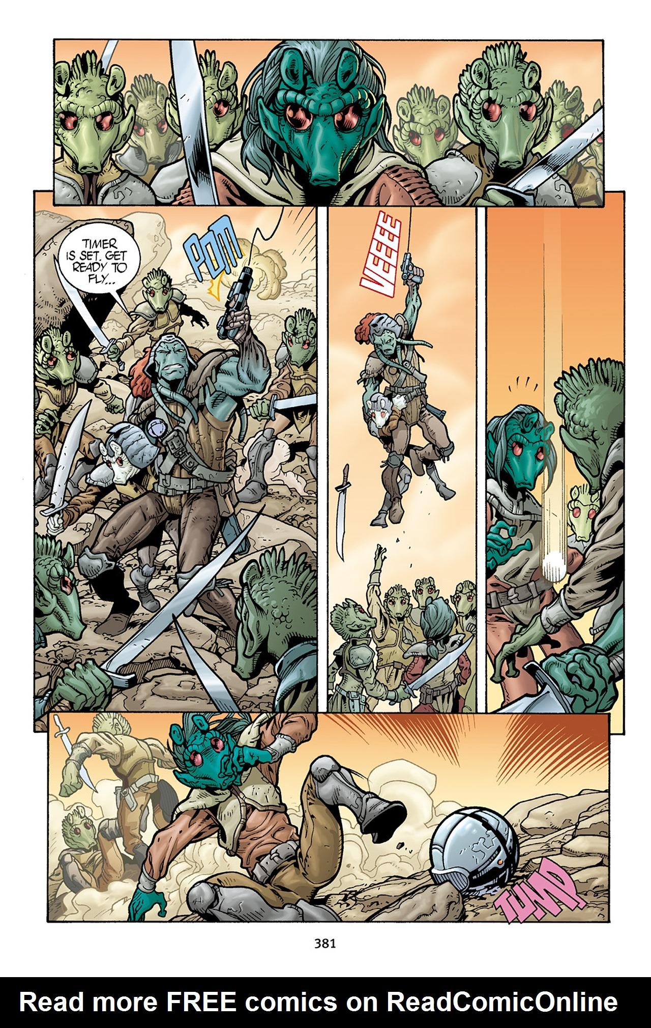 Read online Star Wars Omnibus comic -  Issue # Vol. 10 - 374