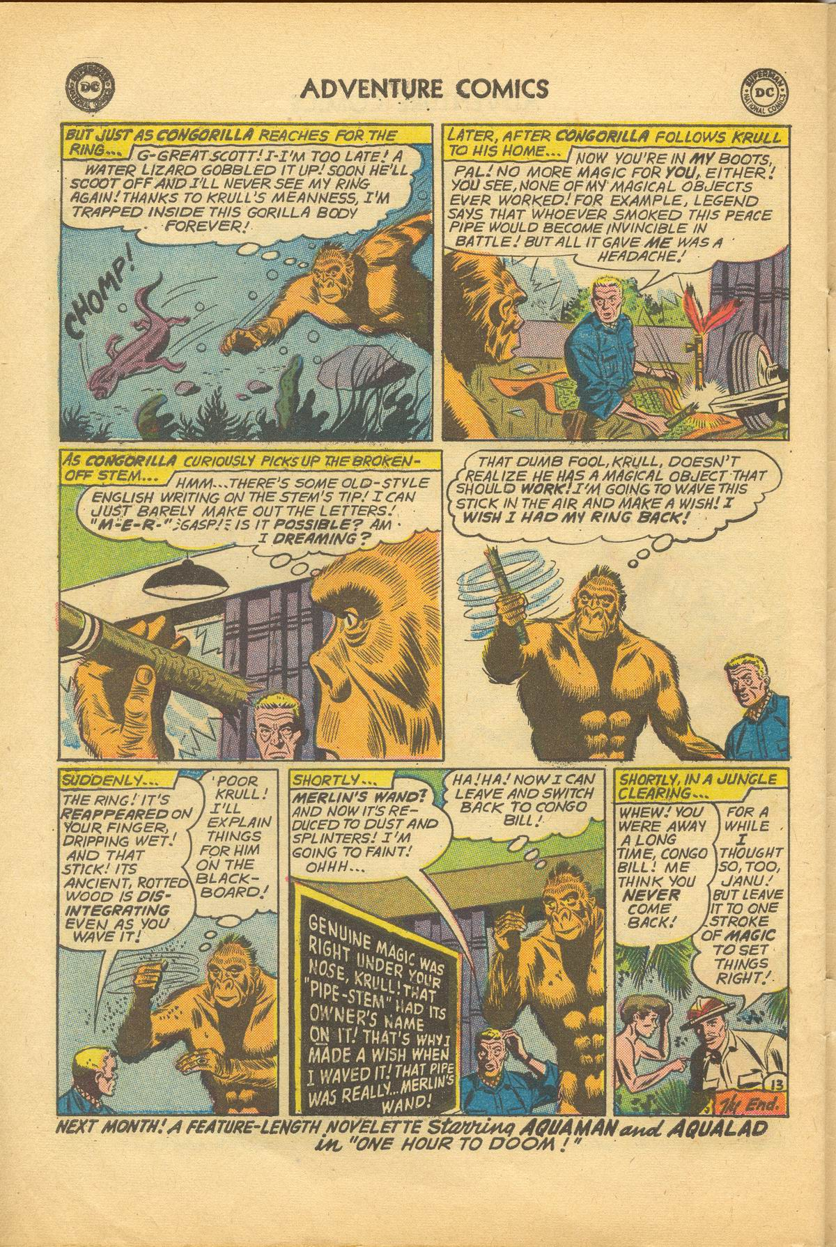 Read online Adventure Comics (1938) comic -  Issue #281 - 30