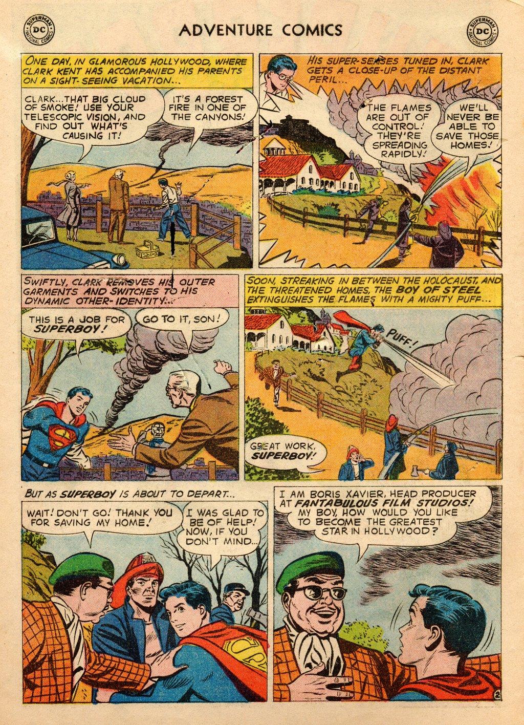 Read online Adventure Comics (1938) comic -  Issue #272 - 4