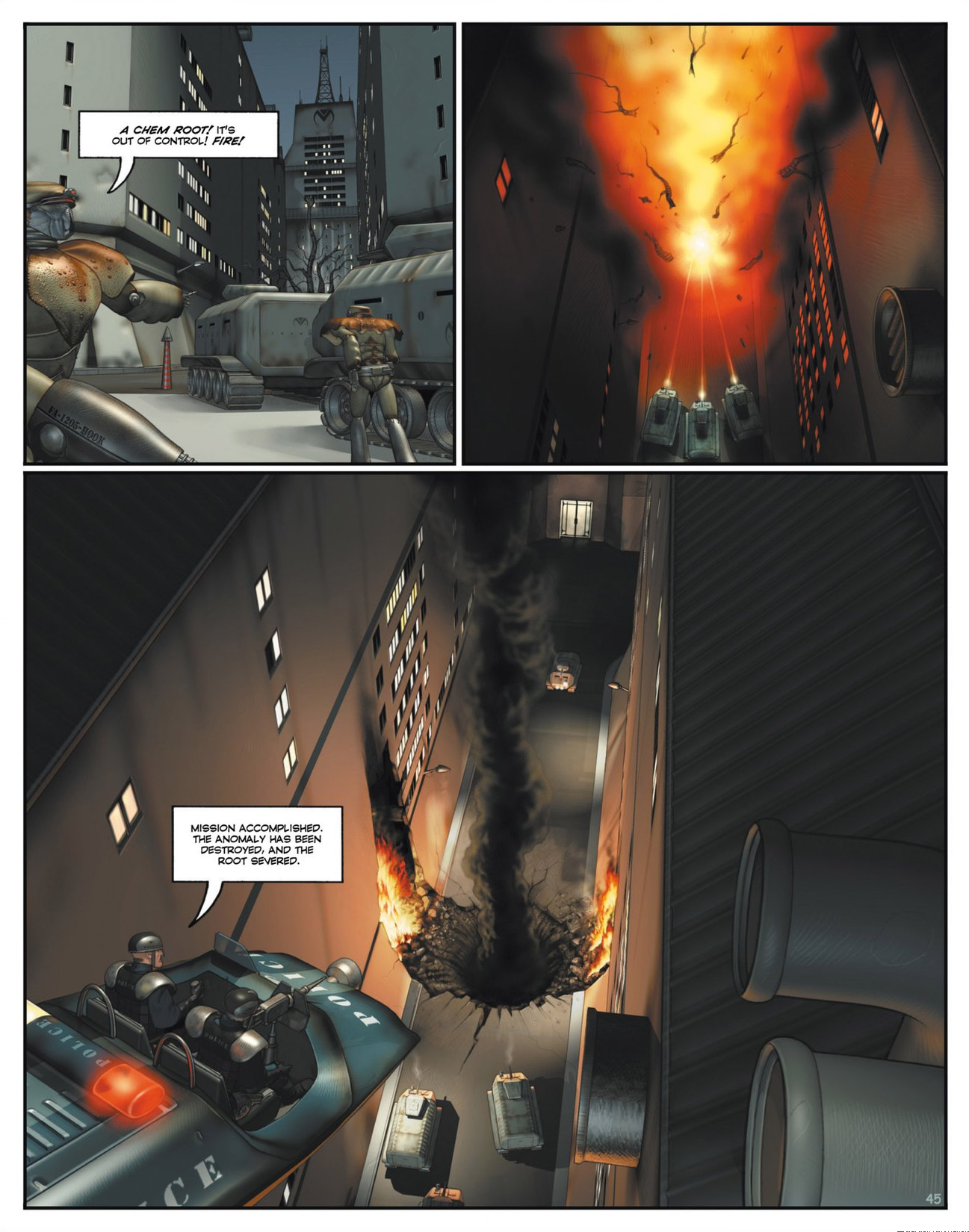 Read online Megalex (2014) comic -  Issue #1 - 50