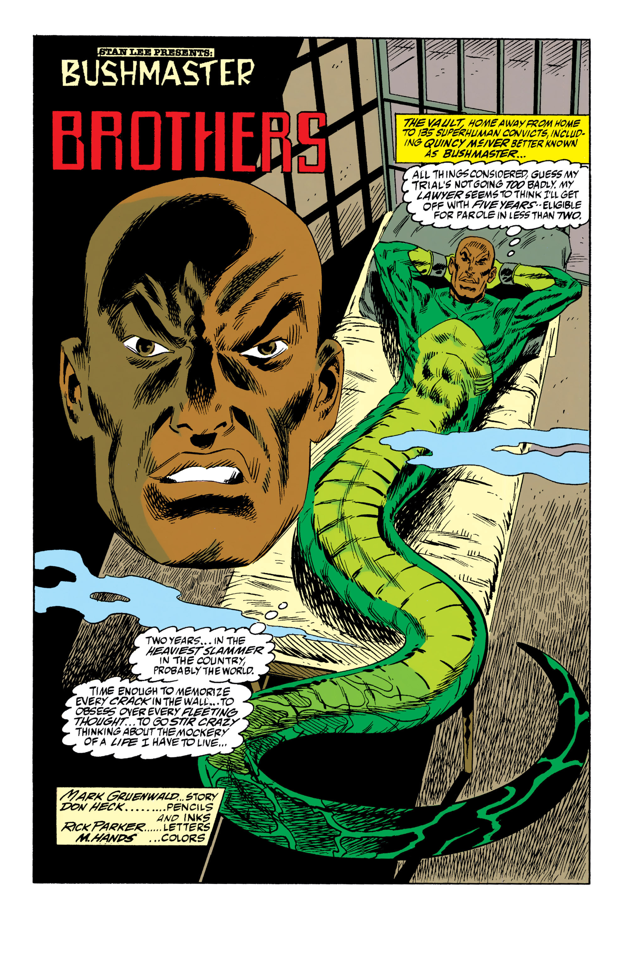 Read online Captain America (1968) comic -  Issue # _Annual 10 - 30