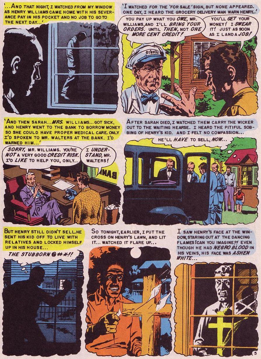 Read online Shock SuspenStories comic -  Issue #13 - 14