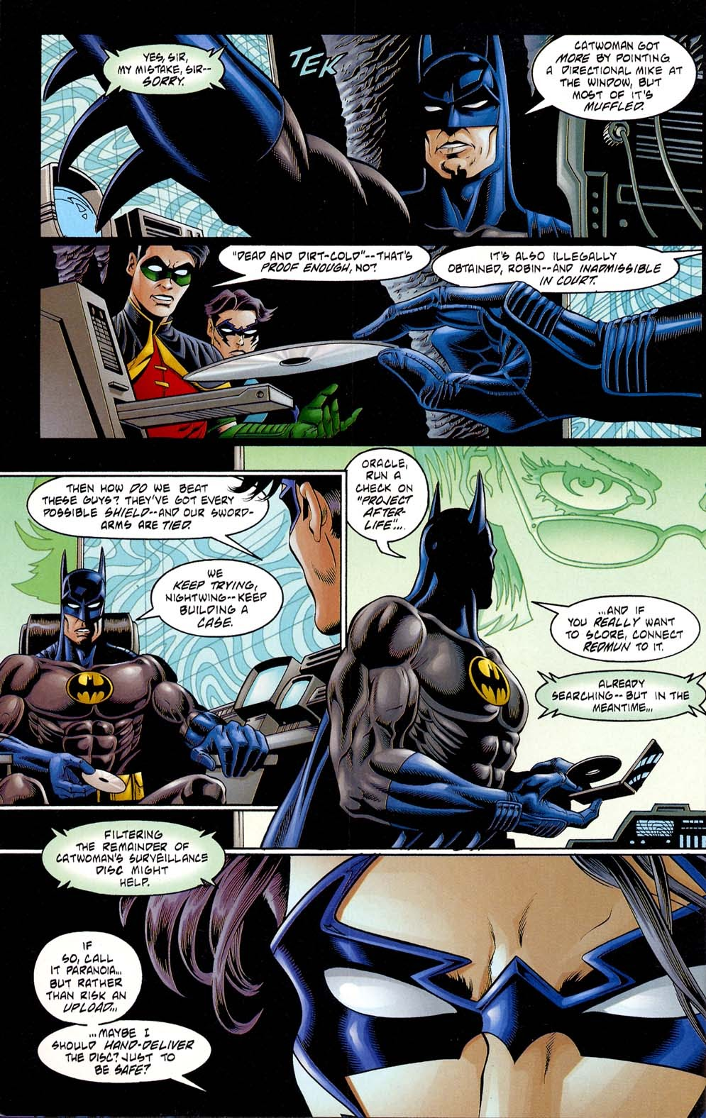 Batman: Outlaws issue 2 - Page 39