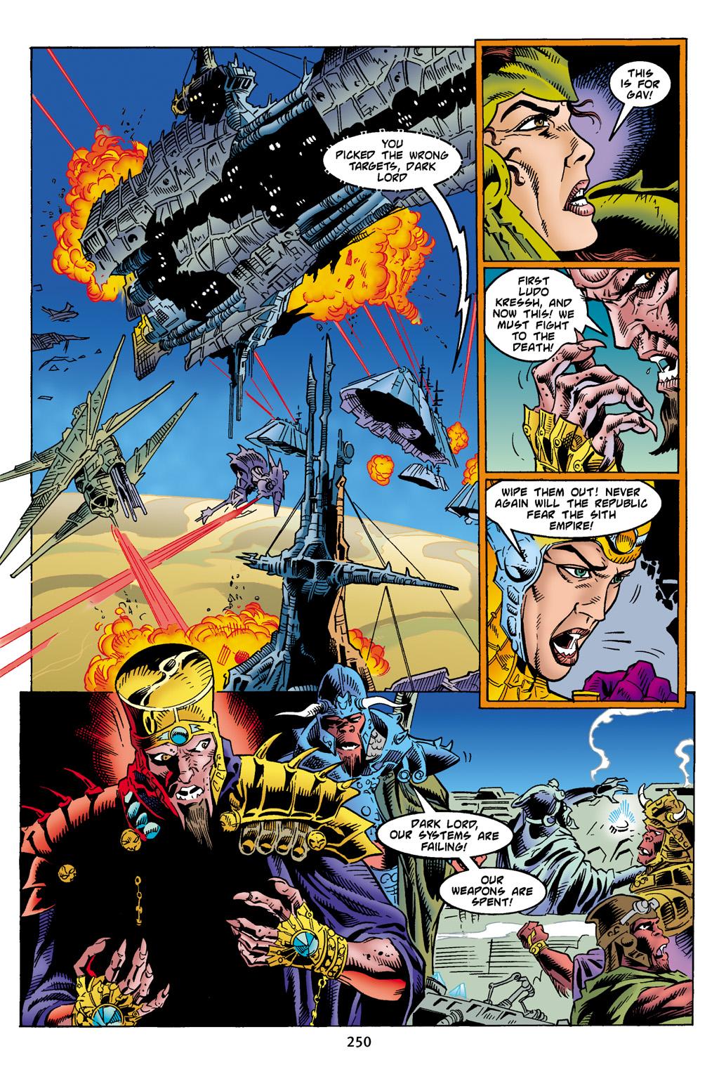 Read online Star Wars Omnibus comic -  Issue # Vol. 4 - 240