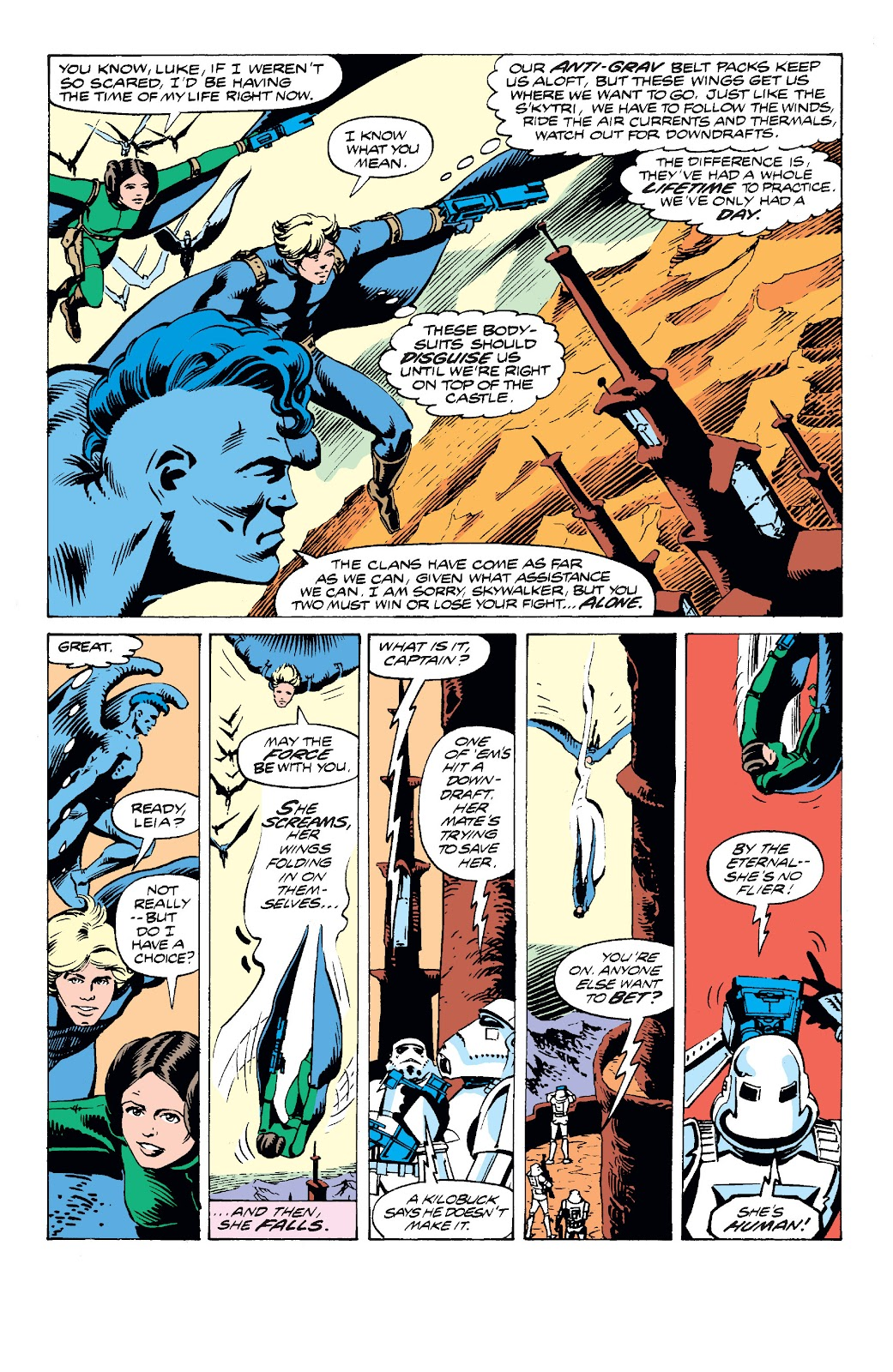 Read online Star Wars Legends: The Original Marvel Years - Epic Collection comic -  Issue # TPB 2 (Part 3) - 26