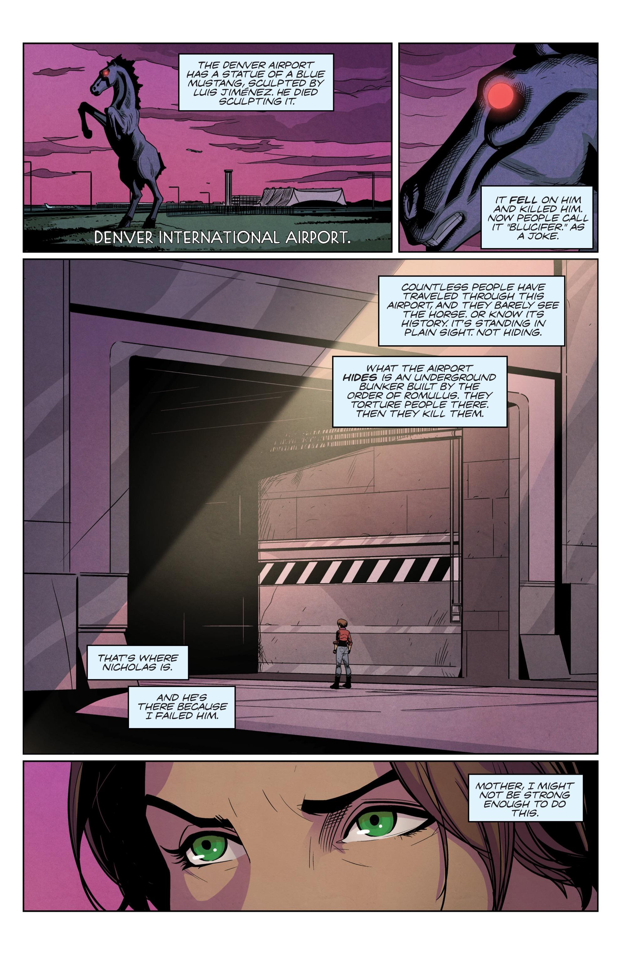 Read online Romulus comic -  Issue #4 - 3