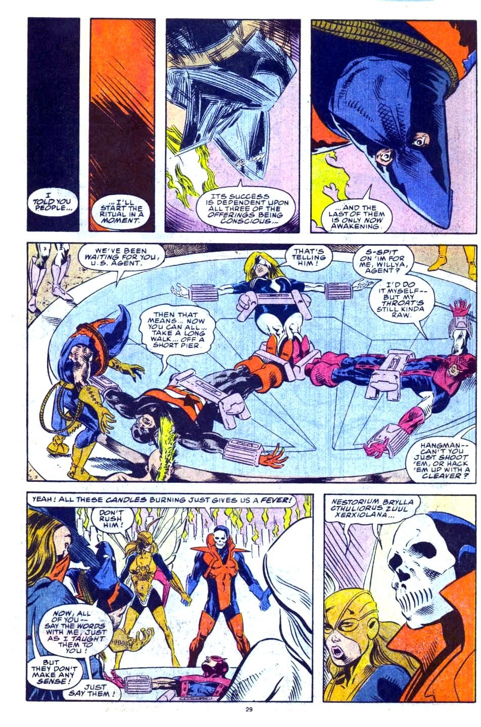 Avengers West Coast (1989) issue 76 - Page 22