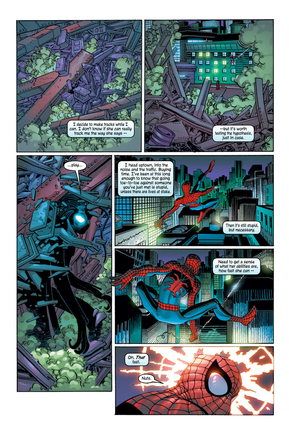 The Amazing Spider-Man (1999) 46 Page 15