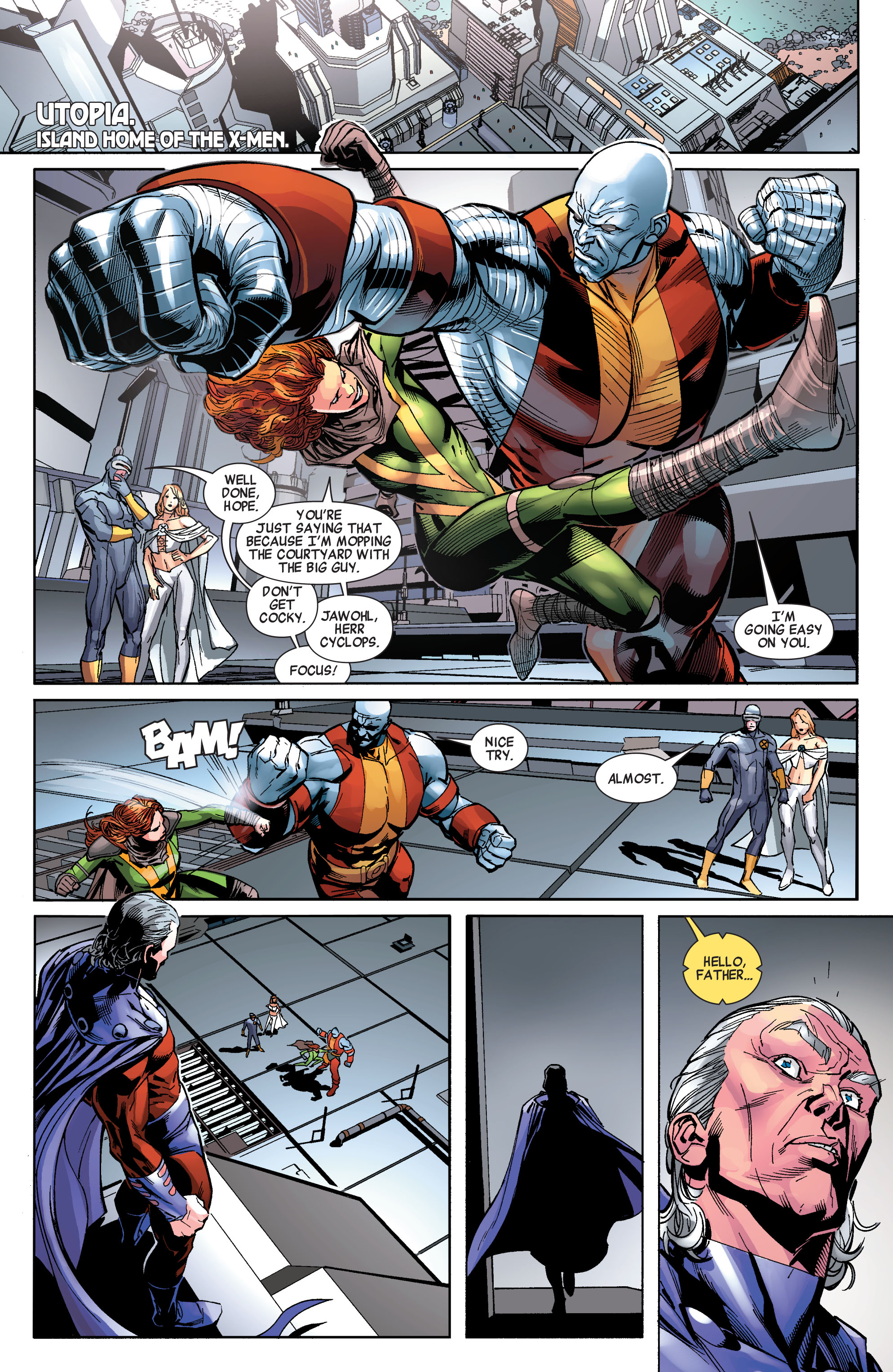 Read online Avengers (2010) comic -  Issue #24.1 - 11