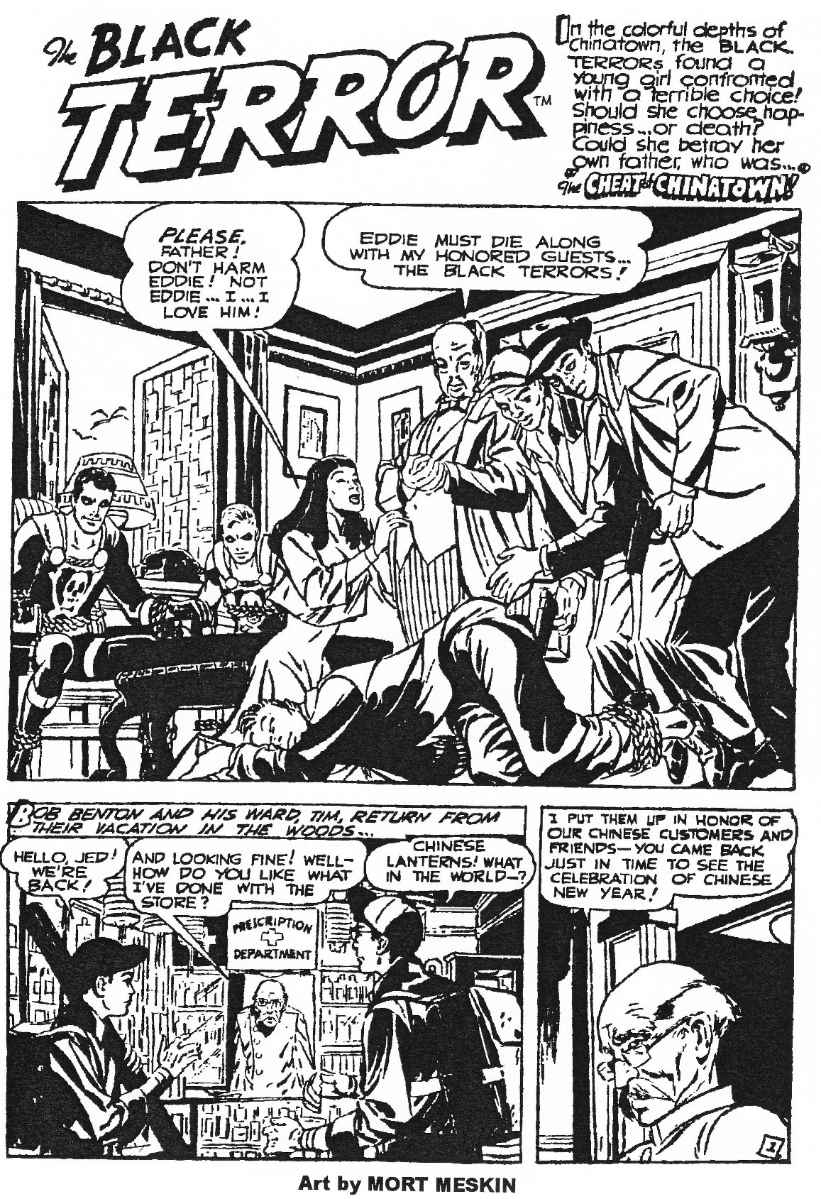 Read online Men of Mystery Comics comic -  Issue #84 - 15