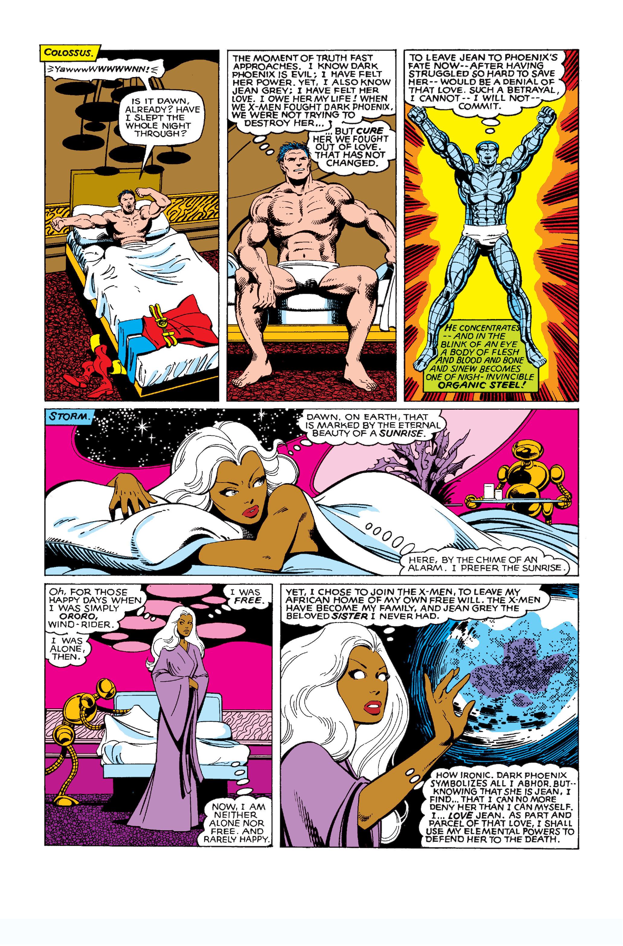 Uncanny X-Men (1963) 137 Page 9