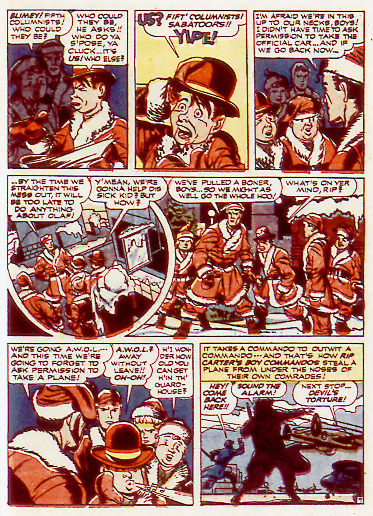 Read online Detective Comics (1937) comic -  Issue #71 - 23