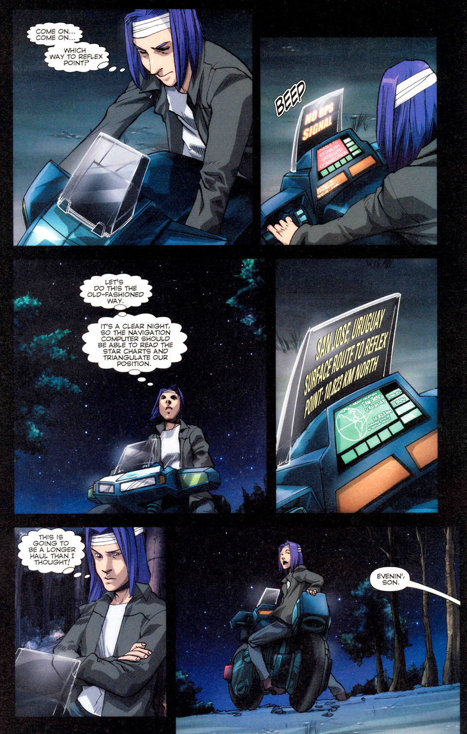 Read online Robotech: Invasion comic -  Issue #2 - 12