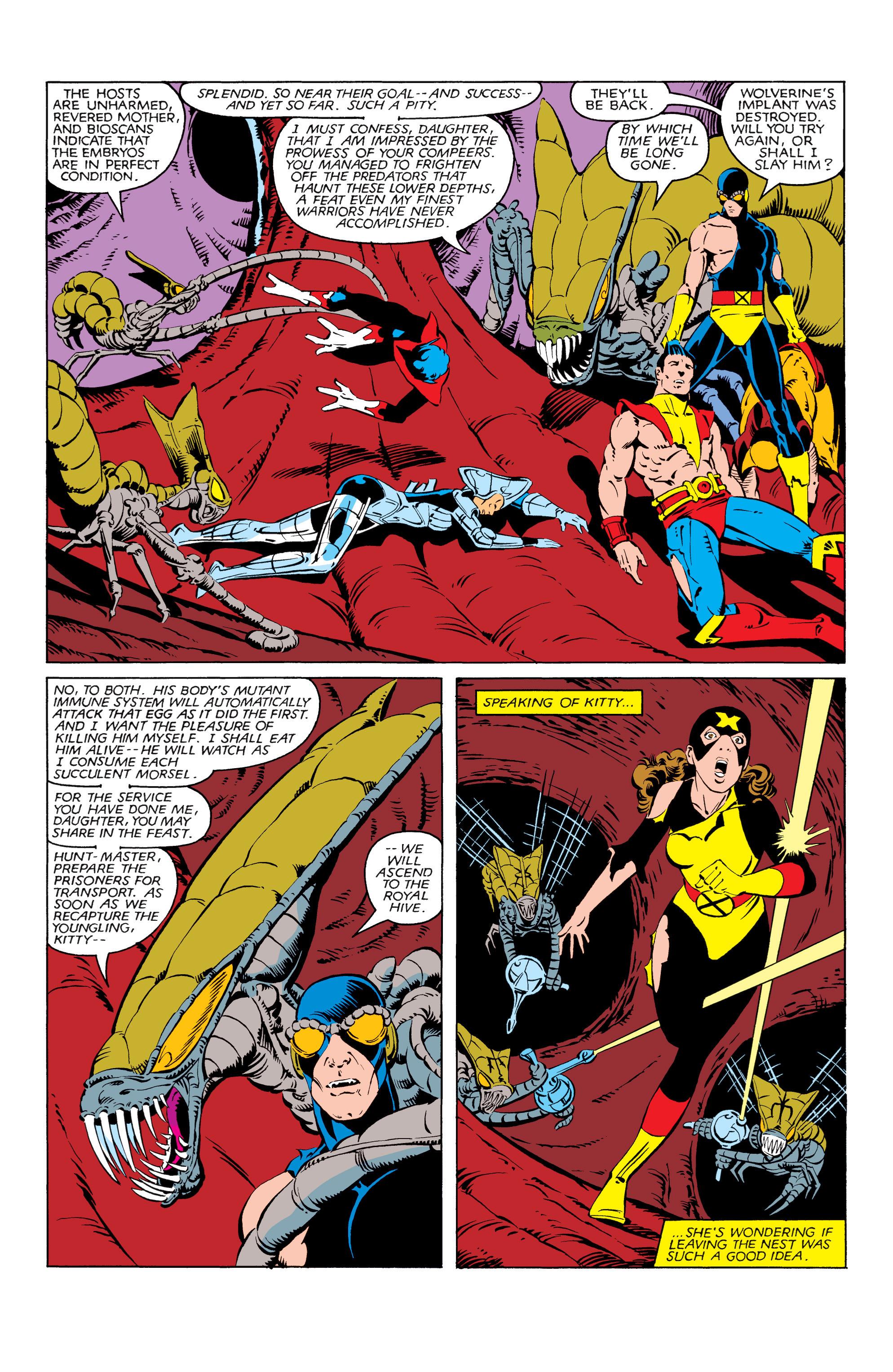 Read online Uncanny X-Men (1963) comic -  Issue #166 - 25