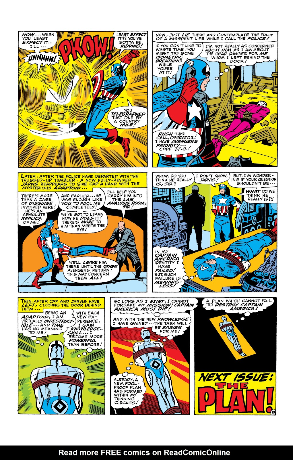 Read online Marvel Masterworks: The Invincible Iron Man comic -  Issue # TPB 3 (Part 5) - 16