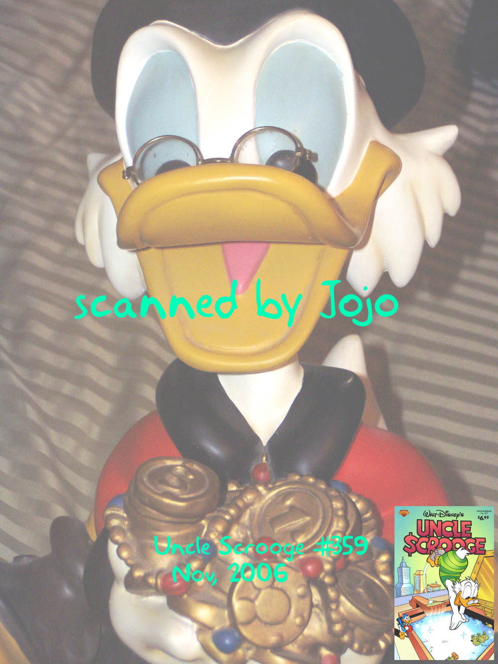 Read online Uncle Scrooge (1953) comic -  Issue #359 - 69