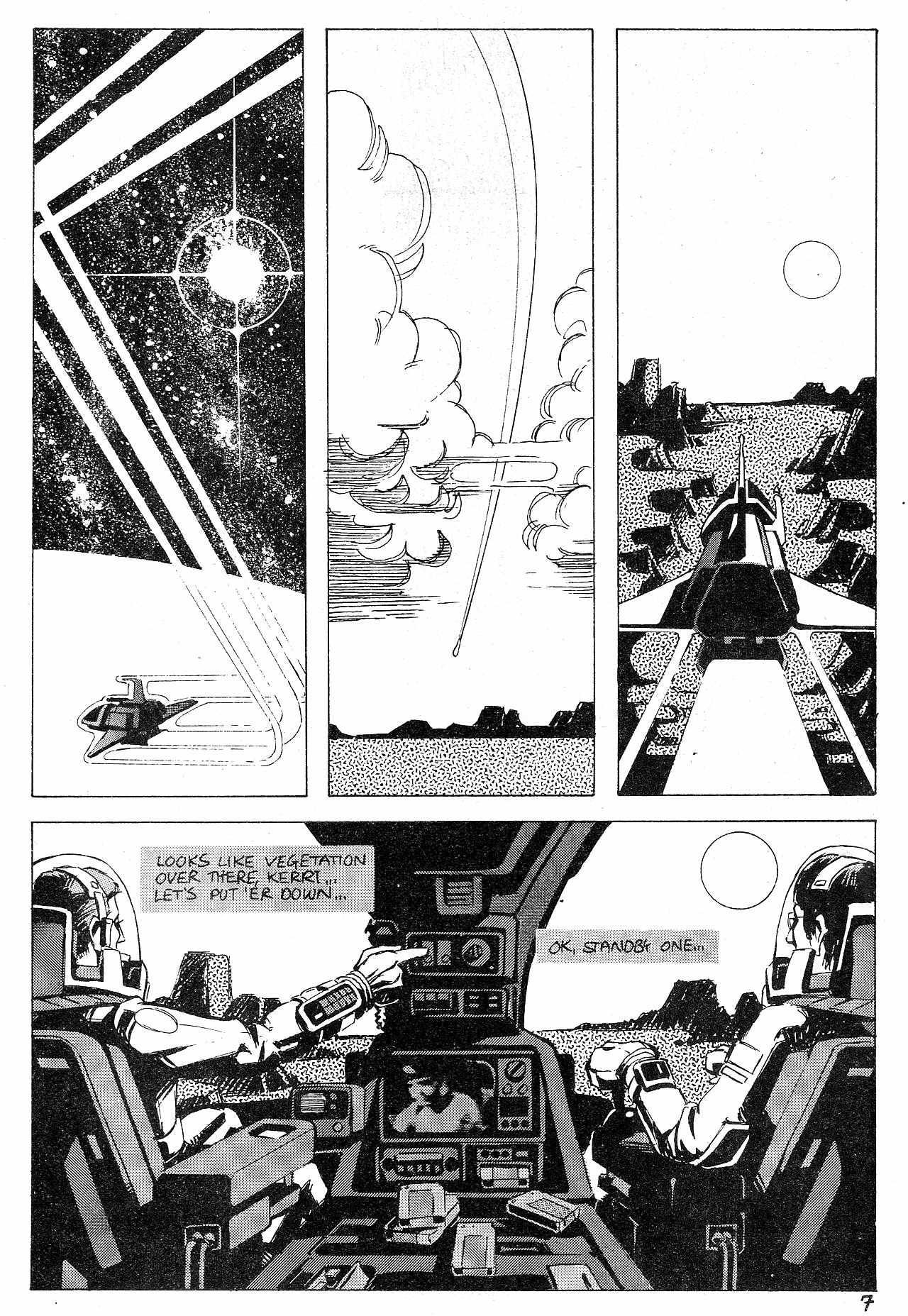 Read online Star*Reach comic -  Issue #8 - 19