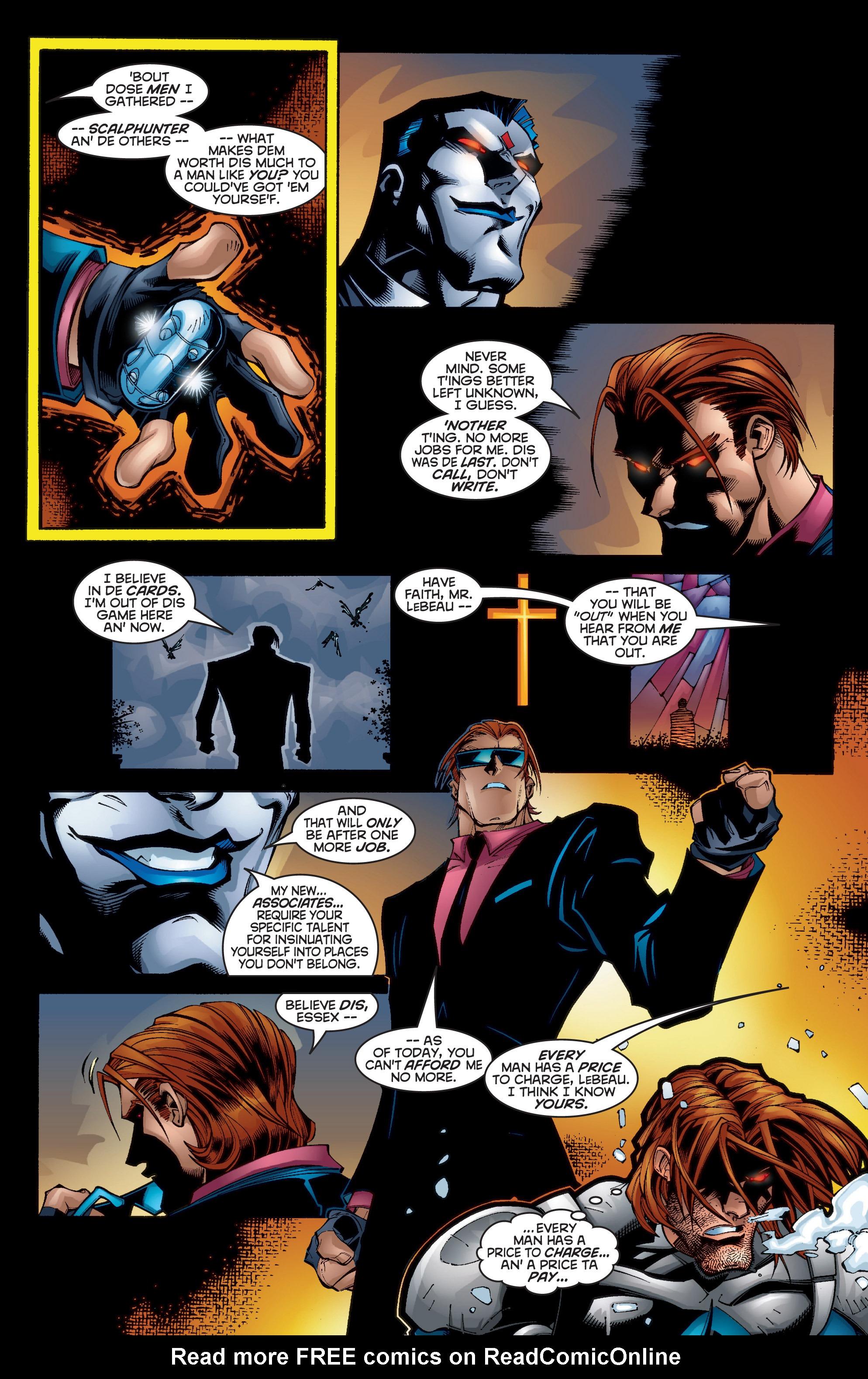 Read online Uncanny X-Men (1963) comic -  Issue #350 - 6