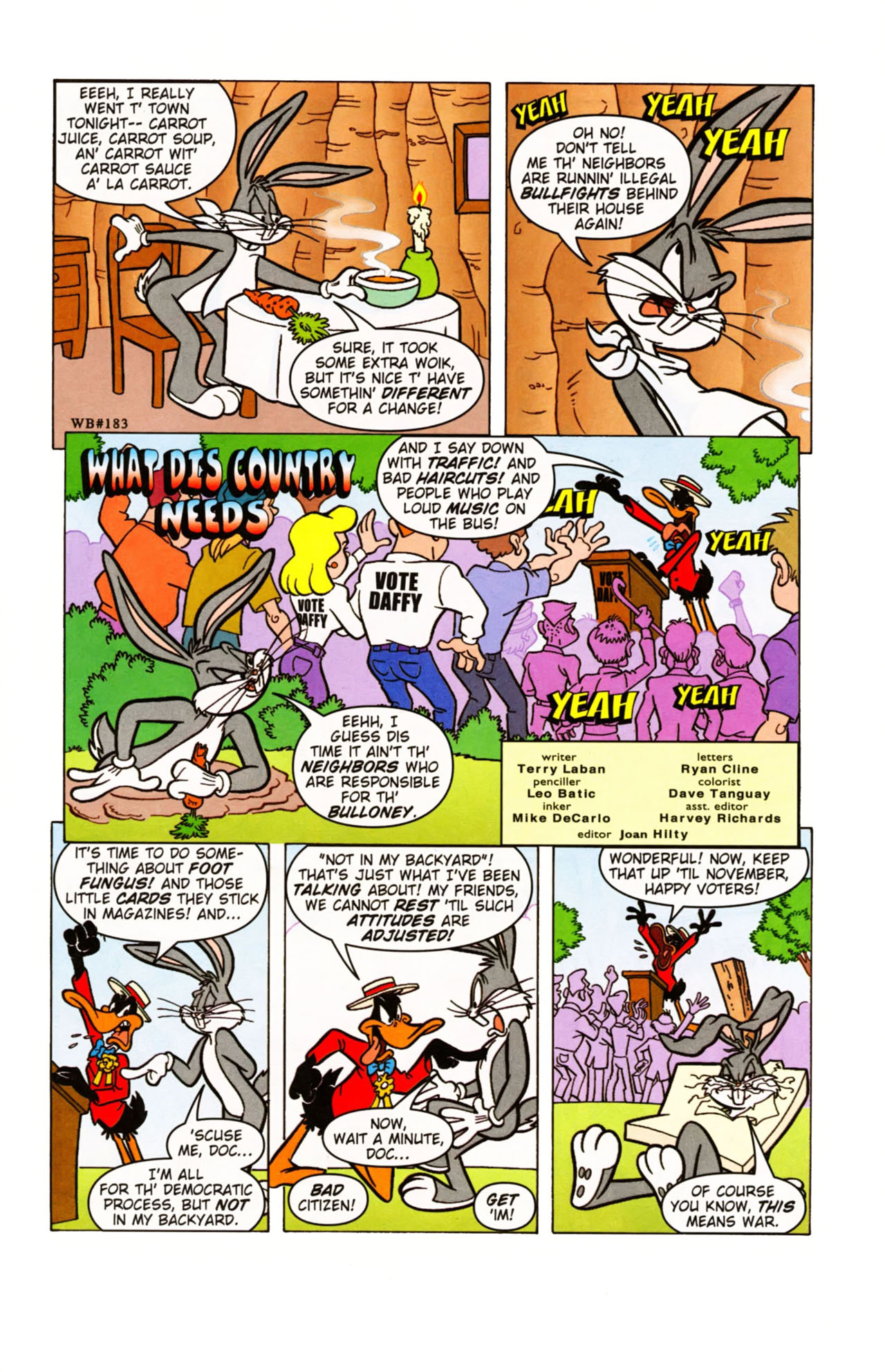 Read online Looney Tunes (1994) comic -  Issue #183 - 27