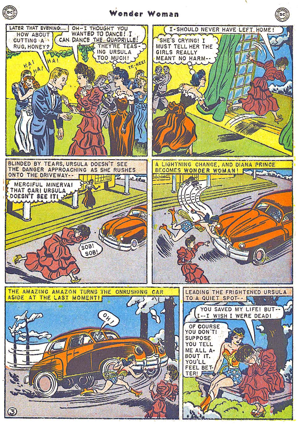 Read online Wonder Woman (1942) comic -  Issue #38 - 5