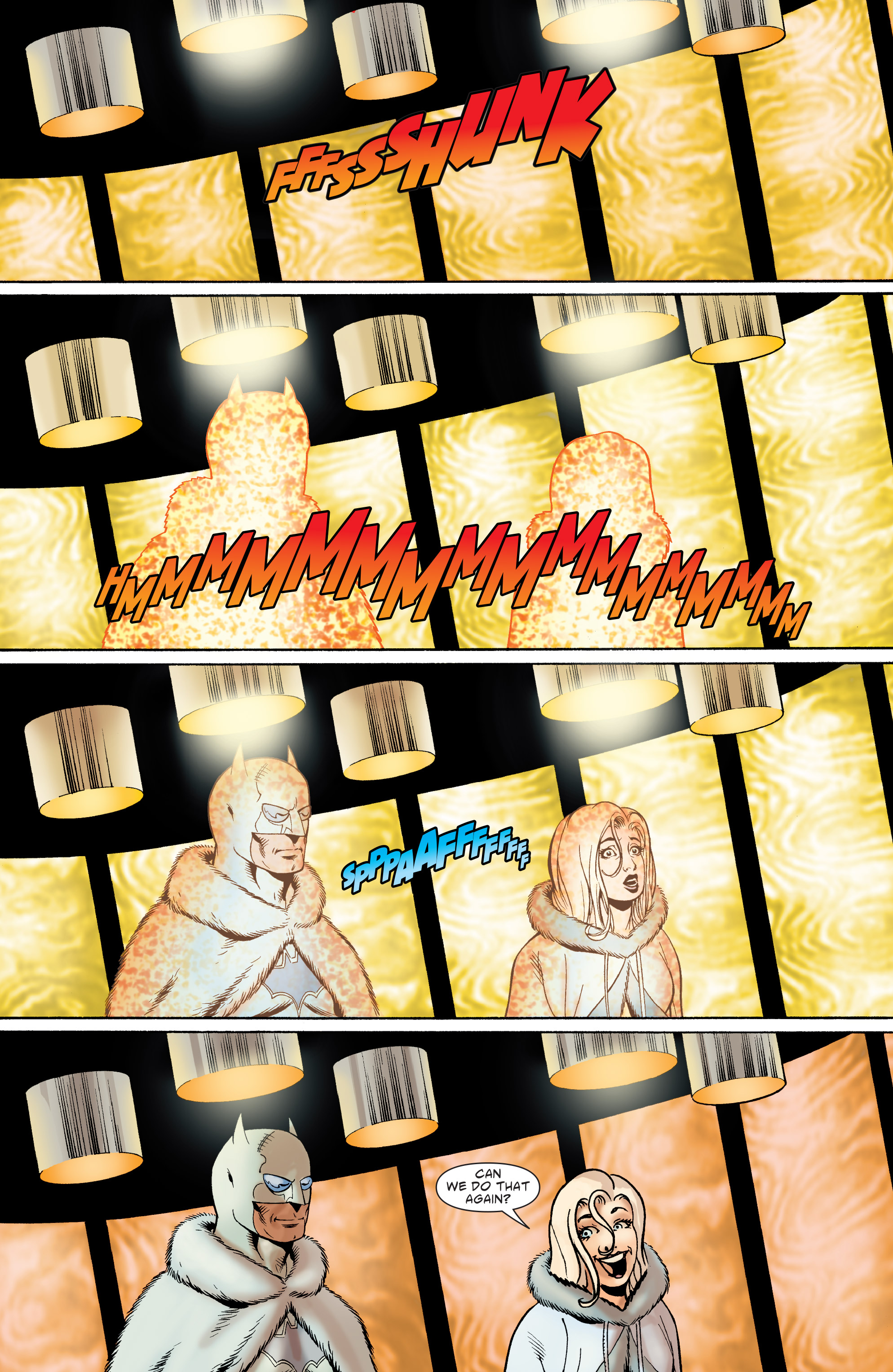 Read online Batman: The Widening Gyre comic -  Issue #6 - 8