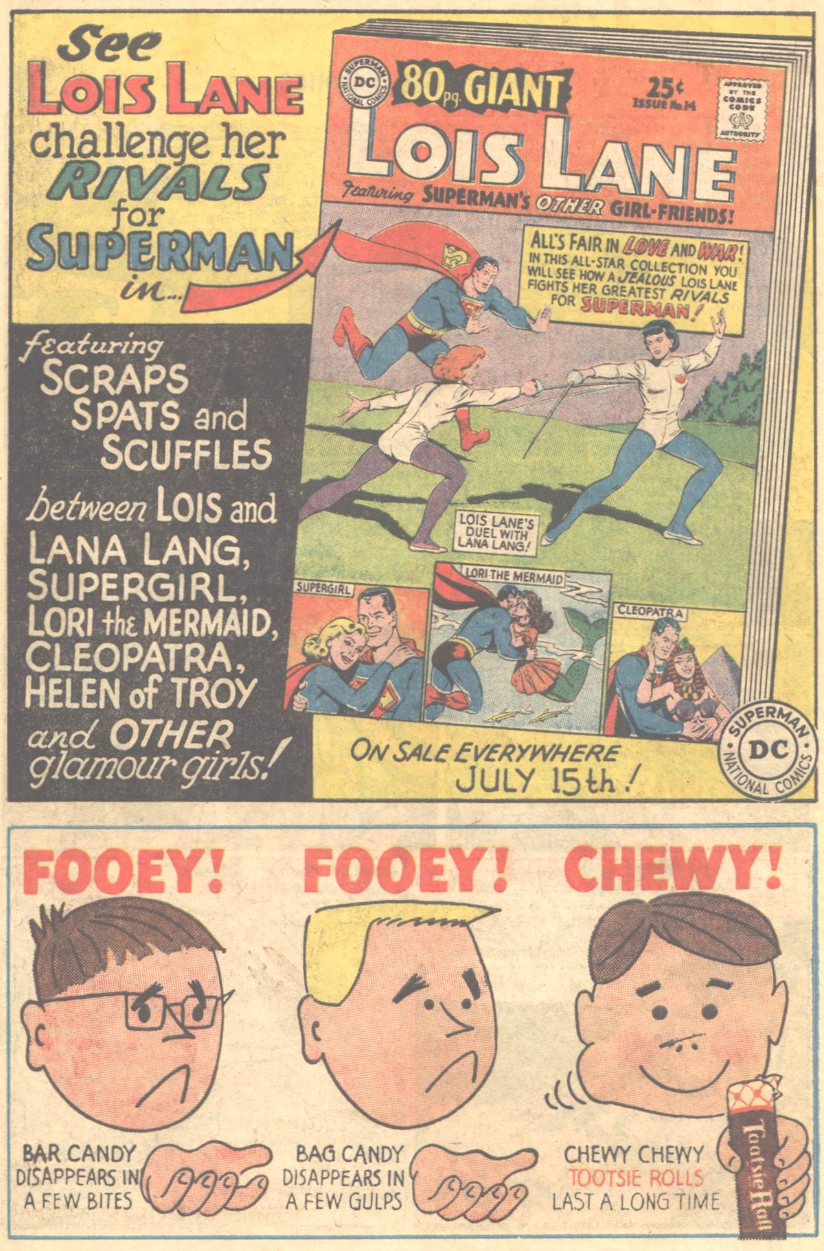 Read online Adventure Comics (1938) comic -  Issue #336 - 27