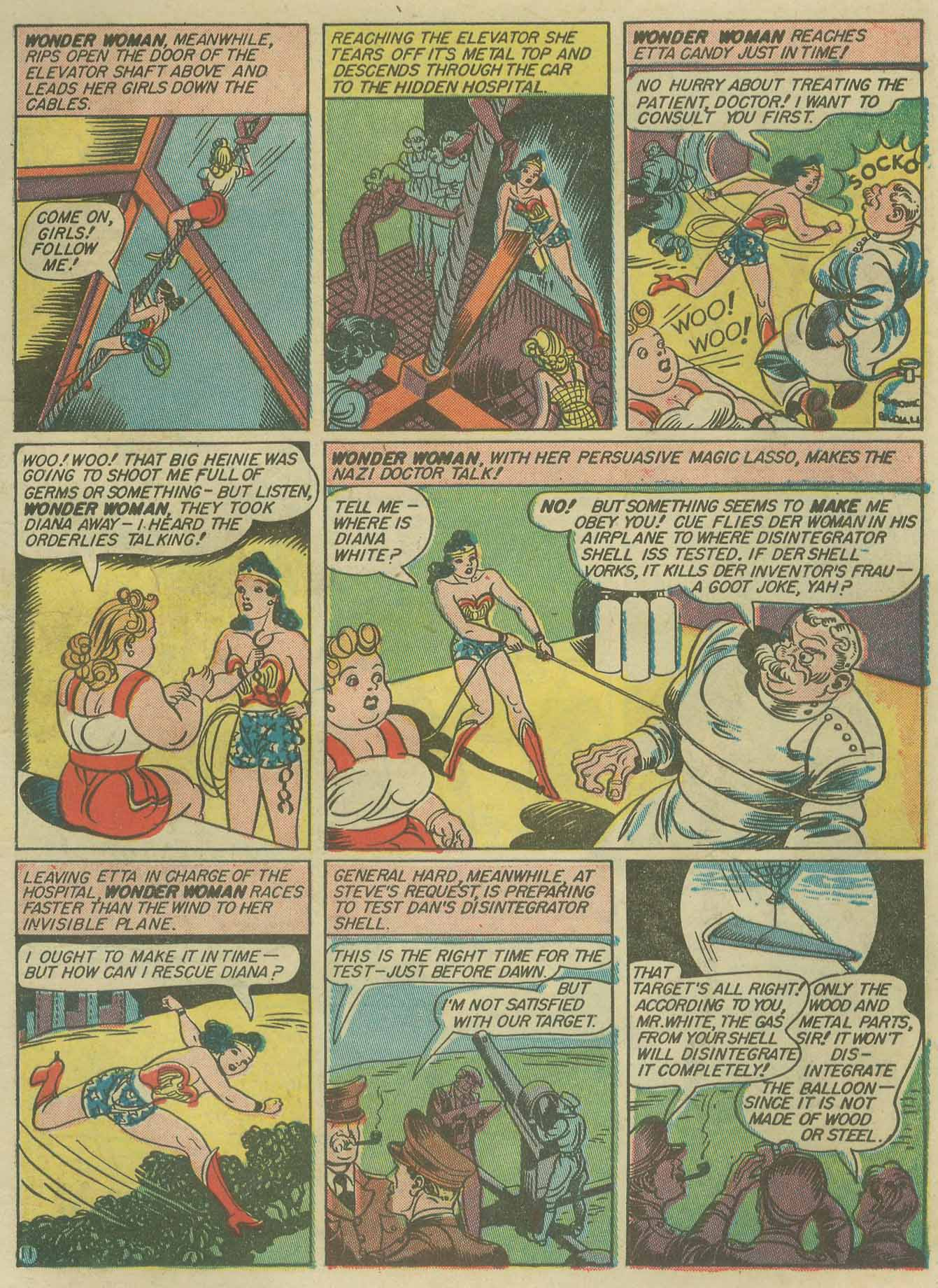 Read online Sensation (Mystery) Comics comic -  Issue #9 - 13