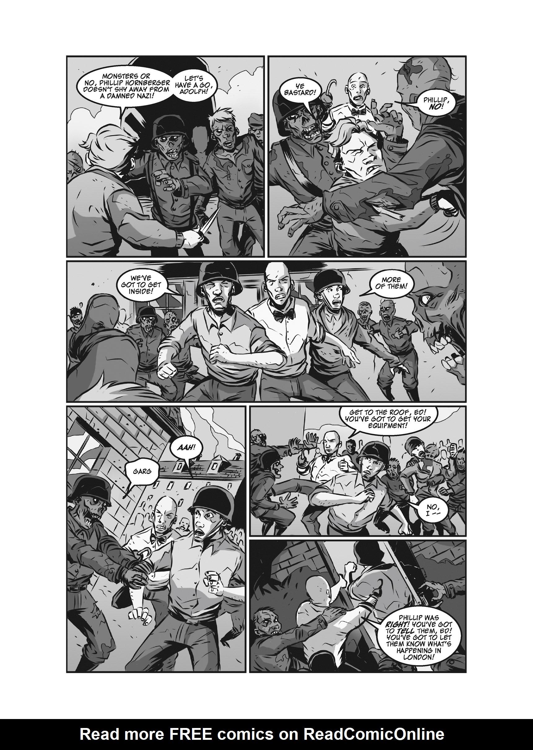 Read online FUBAR comic -  Issue #3 - 278