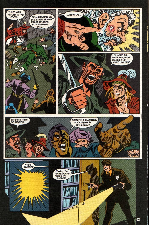 Read online The Phantom (1988) comic -  Issue #3 - 21