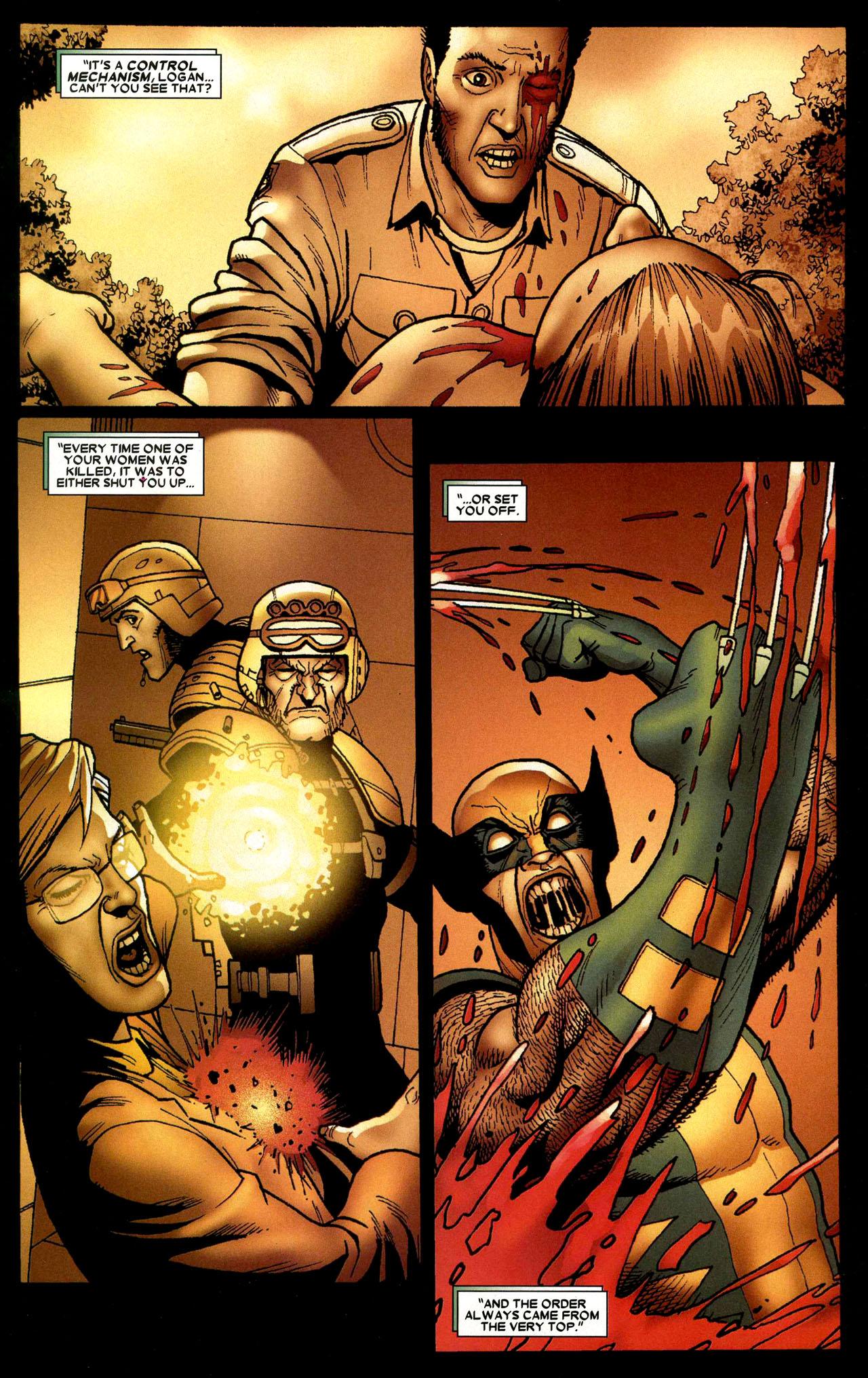 Read online Wolverine: Origins comic -  Issue #15 - 15
